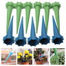 2Pcs Automatic Watering Irrigation Spike Garden Cone Drip Sprinkler Plant Flower