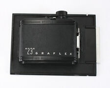 GRAFLEX ROLLFILM BACK 23 FOR 4X5 GRAFLEX SLR CAMERAS/210428