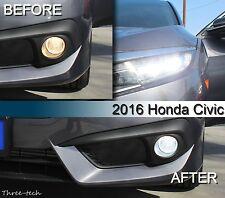 For 2016 Honda Civic Error-Free Xenon HID Fog Light Conversion Kit Upgrade