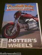CUSTOM BIKE - POTTER'S WHEEL - MAY 1993
