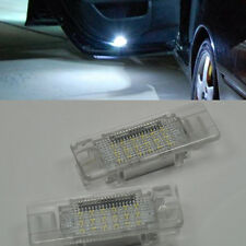 2 XENON LED COURTESY SIDE DOOR Light For BMW E53 x5 E39 E52 Z8 Error Free 95-06
