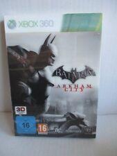 XBOX 360 gioco Batman ARHAM City 3d NUOVO OVP