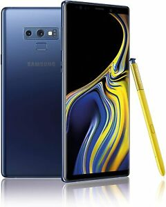 Samsung Galaxy Note 9 N960U 128GB  ATT T-Mobile Sprint Verizon Carrier Unlocked