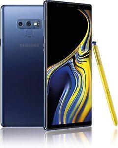 Samsung Galaxy Note 9 N960U 128GB  ATT T-Mobile Sprint Verizon Carrier Unlocked