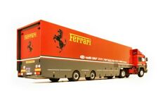 Ferrari 1988 Formula ONE 1 Transporter Trailer for Iveco Turbostar Road Kings