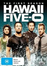 Hawaii 5-O : Season 1 (DVD, 2011, 6-Disc Set)