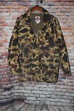 Columbia Camouflage Mens Jacket Size Medium M Gor-tex