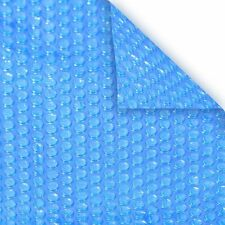 18'x36 Ft Rectangle Blue Swimming Pool Heater Solar Blanket Cover Tarp-12 Mil
