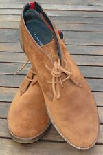 Tommy Hilfiger Brown Suede Boot Shoes in UK Size 5 (38 European)