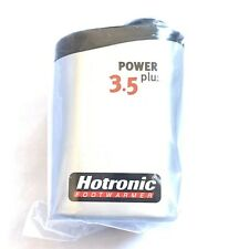 Hotronic Power Plus 3.5 Battery Pack Single Replacement Ski Boot Heater NEW