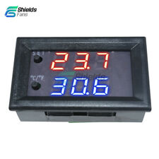 DC12V high temperature k`thermocouple digital led temp controller switch modu Jh