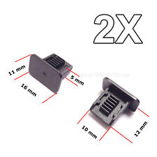 2X Headlining Roof Lining Clips, Retaines Trim, Liner for VW, Audi, Seat, Skoda