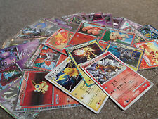 25 Japanese Pokemon cards RANDOM LOT