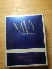 Navy By Dana Women Perfume Cologne Spray 1.5 oz / 45 ml NIB  Sealed