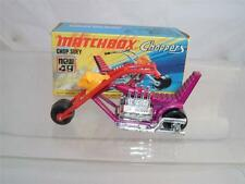 MATCHBOX LESNEY SUPERFAST 49 CHOP SUEY VINTAGE WITH ITS ORIGINAL BOX SEE PICS