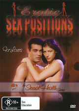 EROTIC SEX POSITIONS - SEX EDUCATION DVD