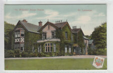 St Wilfred's House Halton Lancaster Pre 1914 Milton 2460 Old Postcard Unposted