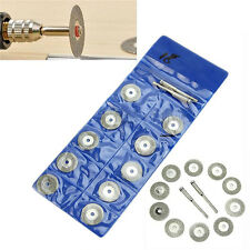 Rotary Tool 18mm Circular Saw Blades Cutting Wheel Discs Mandrel Dremel Cutoff