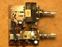 "Onkyo A-7 Bass/Treble Control Potentiometer Board ""NCTS-374 I"" A-5 A-10"