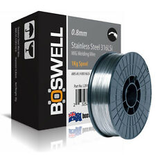 Boswell - 0.8mm x 1KG Stainless Steel ER316LSi MIG WELDING WIRE - Welder Wires