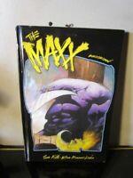 Maxx Maxximized HC Vol 04 IDW SAM KIETH RARE