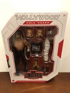 WWE Mattel Ultimate Edition 7 Hollywood Hulk Hogan Figure IN HAND READY TO SHIP!