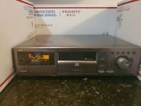JVC XL-M417 CD Player Automatic Changer, with cartridge.  6 + 1 Disc. Tested