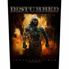 "DISTURBED - ""INDESTRUCTIBLE"" - LARGE SIZE BACK PATCH"