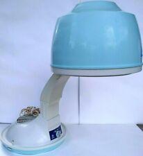 Vintage GE General Electric Portable Salon Dome Style Bonnet Hair Speed Dryer