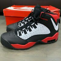 New Nike Air Darwin Rodman Chicago Bulls Red Black white AJ9710-001 Size 11 Men