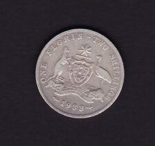 1933 Florin Australian George V