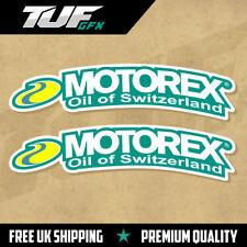 Motorex Fender Motocross Graphics MX GRAPHICS KTM YZF CRF RMZ KXF SX SXF