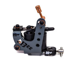 Micky Bee Professional Tattoo Machine Coil Gunmetal Sting Liner 10 Wrap