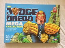 Judge Dredd Titan Books mega collection Mega 1st Edition OOP STRIP RON SMITH
