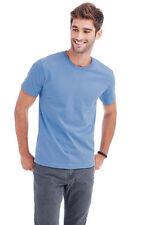 Unifarbene Stedman Herren-T-Shirts in Größe XL