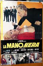 set completo di 8+1 fotobuste film LA MAIN NOIRE - LA MANO NERA Max Pecas 1970