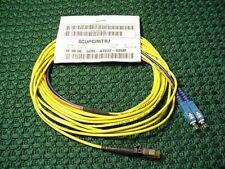 5M SC-MTRJ Single Mode Duplex Fiber Optic Cable NEW!