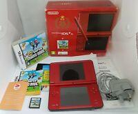 Rare Boxed Nintendo DSi XL 25th Anniversary Edition with New Super Mario Bros.