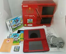 Rare Boxed Nintendo DSi XL 25th Anniversary Edition with New Super Mario Bros.
