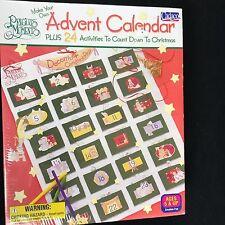 Precious Moments Make Your Own Advent Calendar Christmas Activities Cadaco