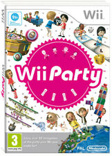 Wii Party Nintendo Wii Game *in Excellent Condition*