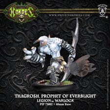 Warmachine Hordes BNIB - Legion of Everblight Thagrosh Hellbourne, Prophet
