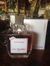 Bargain! Les Nereides Patchouli Antique EDT 100 ml Old Edition White Label