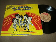 "@ BARBARA RUSSELL 33 TOURS LP 12"" FRANCE JOHN PAUL GEORGE RINGO (BEATLES)"