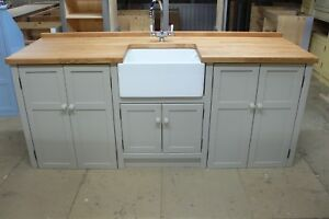 FREESTANDING BELFAST SINK/APPLIANCE UNIT-customise options to suit your self