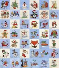 Mouseloft Stitchlets Christmas Cross Stitch Kits + Card/Envelope - 30+ Designs
