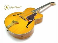 "Jazz Gitarre Samick ""Greg Bennett"" LaSALLE JZ 4 transparent Amber"