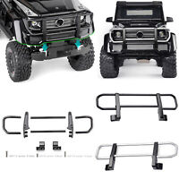 For Traxxas TRX-4 TRX-6 Benz 4X4 6X6 G63 G500 Car Front Bumper Modification Kit