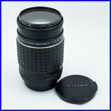 PENTAX 135mm f2.5 PK MOUNT vintage bokeh obiettivo manuale portrait 2.8