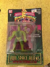 POWER RANGERS ACTION FIGURE SNAPPING CHEST INVENUSABLE FLYTRAP MOC BY BANDAI TOY